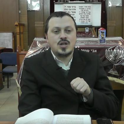 הרב שאול יורוביץ