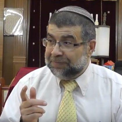 הרב יצחק בן יוסף – הלכות הכשרת כלים לפסח