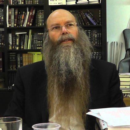 הרב דוד דודקביץ' – שיעור לפסח 2